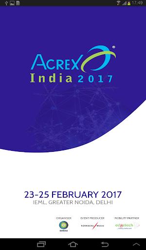 玩免費遊戲APP|下載Acrex India 2017 app不用錢|硬是要APP