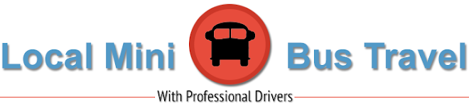 Local Minibus Travel Logo