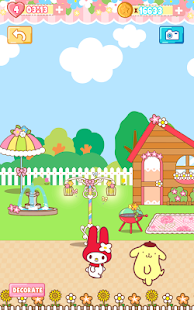 Hello Kitty Orchard- screenshot thumbnail