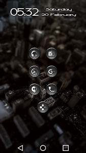 Dap Gray - Icon Pack screenshot 0