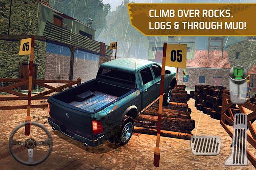 4x4 Dirt Offroad Parking 1.3 Mod screenshots 3