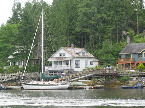 Photo: West Bamfield
