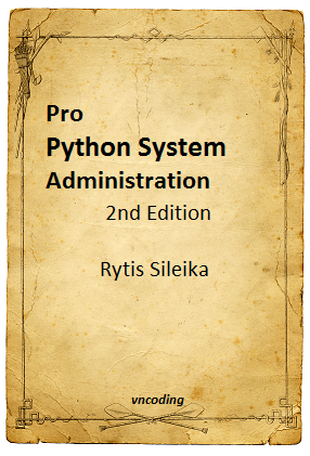 Pro Python System Administration 2nd Edition