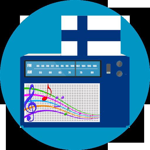 收音機芬蘭 音樂 LOGO-玩APPs