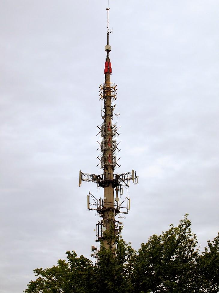 Miskolc/Avas - TV-URH adóállomás