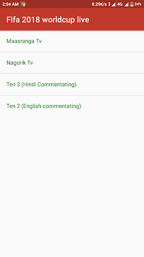 Baltv - Bangla Live Tv 10.0 screenshots 5