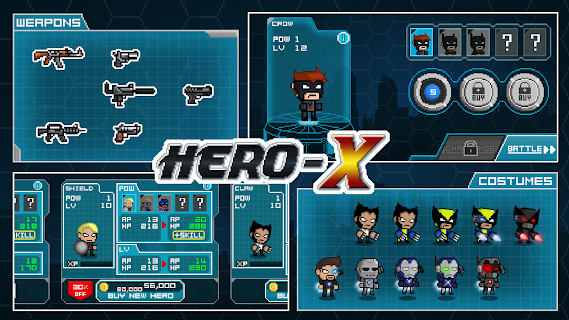 HERO-X screenshot 12