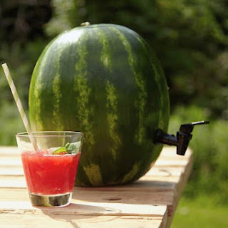 Watermelon Mint Punch