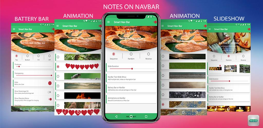 Smart navigation bar – navbar slideshow v1.11 [Paid]