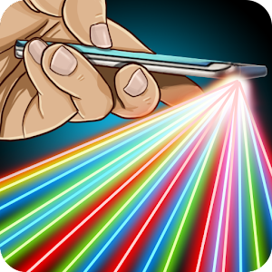 Laser 1000000 Beams Joke for PC and MAC