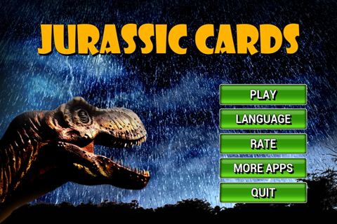 Jurassic Cards PRO Ads Free