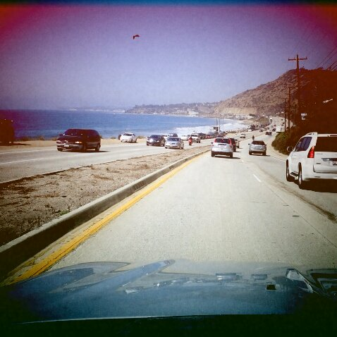 Photo: Home -- Malibu, CA.