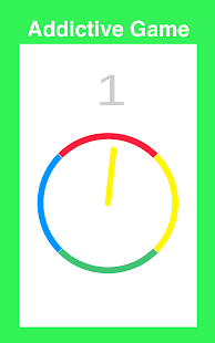 1 Crazy Wheel App screenshot