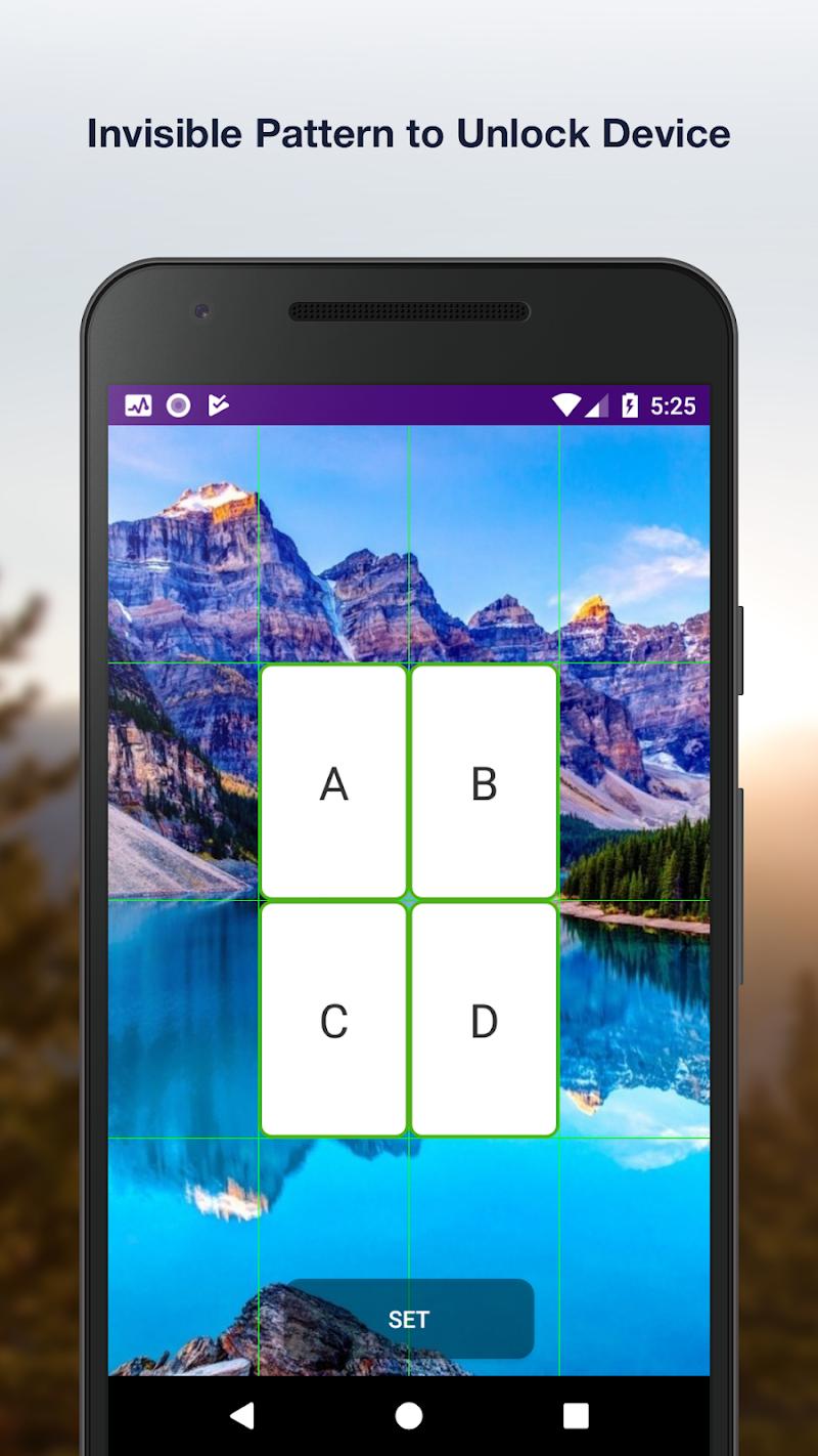 Knock lock screen - Applock Screenshot 5