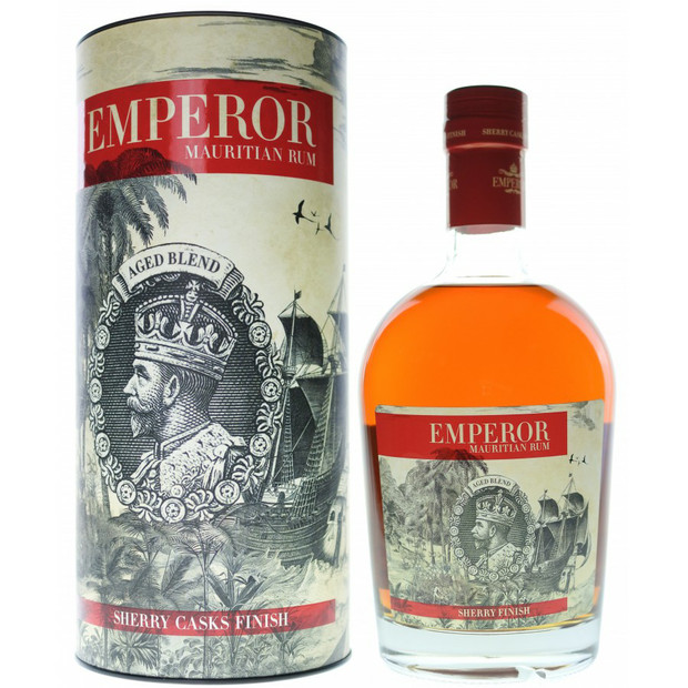 Emperor sherry cask