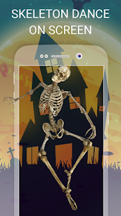 Skeleton Dance on Screen - náhled
