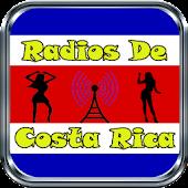 Radios De Costa Rica Gratis