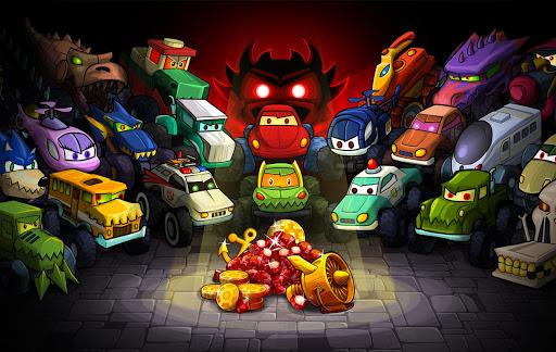 Car Eats Car Multiplayer Racing 1.0.5 screenshots 8