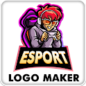 Esports Logo Maker - Gaming Logo & Design Template icon