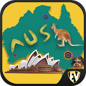 Australia Travel & Explore, Offline Tourist Guide Android APK Download Free By Edutainment Ventures- Making Games People Play