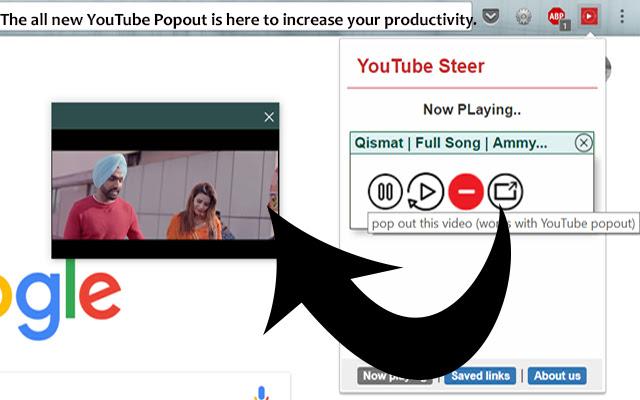 Youtube Steer