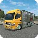 Mod Truck Canter Muhklas BUSSID icon