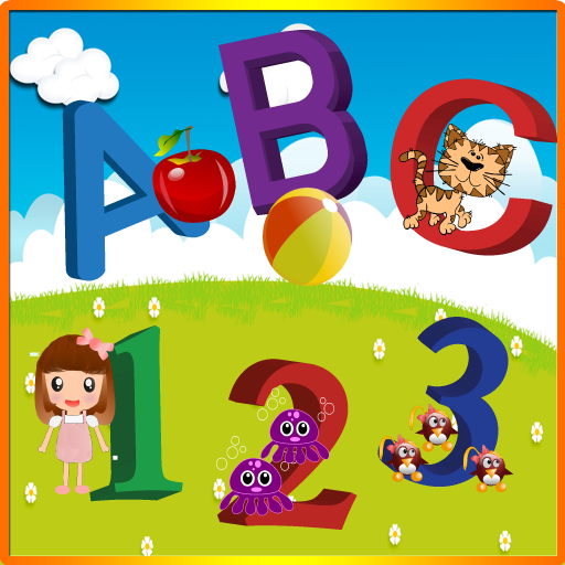 Learn ABC and 123 (game)