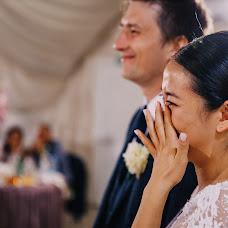 Fotografo di matrimoni Darya Kukushkina (KukushkinaDari). Foto del 14.10.2018