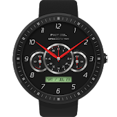 Speedometer Classic Watch Face