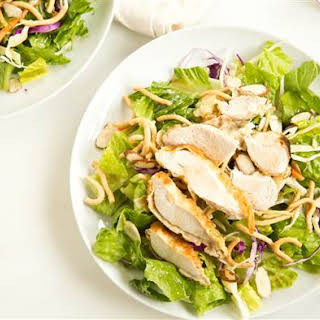 Applebee's-Style Make-Ahead Asian Chicken Salad.