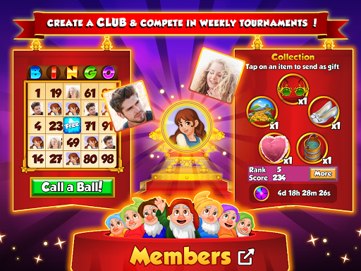Bingo Story u2013 Free Bingo Games 1.16.0 screenshots 8