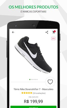 Centauro - Loja de Esportes Online - Apps on Google Play a733cbe3381
