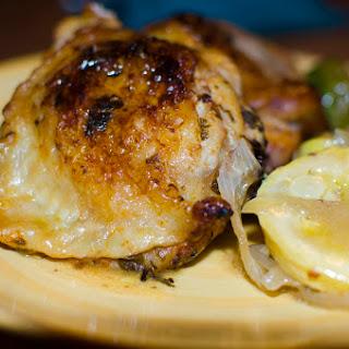 Italian Chicken Thighs