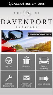 Davenport Autopark - náhled
