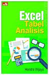 """Excel Tabel Analisis - Hendra Wijaya"""