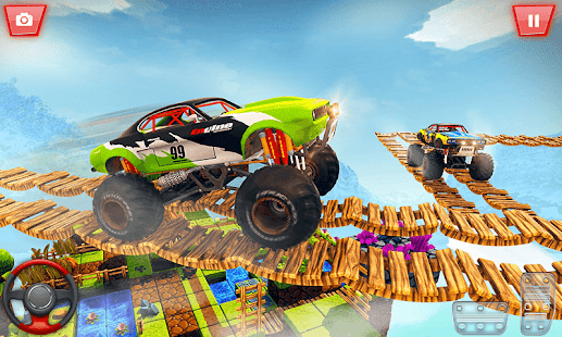 Mountain Truck Stunt 2020: Impossible Climb Master for PC-Windows 7,8,10 and Mac apk screenshot 3