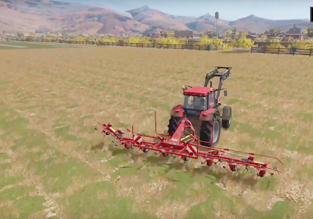 Farming Animals Stocking Feed Farming Simulator - náhled