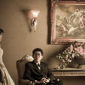 classy by Andy Yusuf - Wedding Bride & Groom