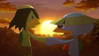 「妖怪じがじぃさん」「ホンモノはどっちだ!?」「太陽にほえるズラ 第4話「張り込み」」