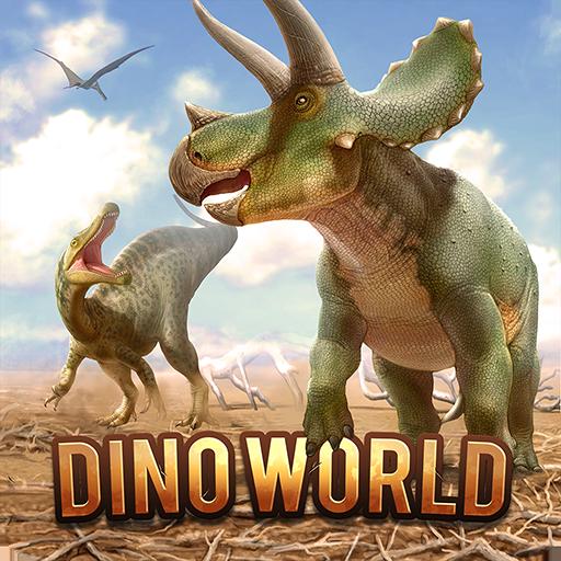 Jurassic Dinosaur: Carnivores Evolution - Dino TCG file APK Free for PC, smart TV Download