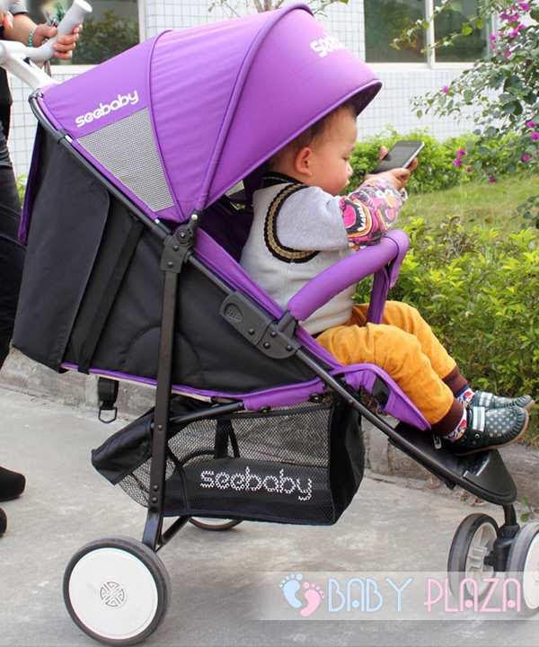 Xe đẩy trẻ em Seebaby QQ5, Seebaby QQ5
