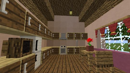Decoration Mod for Minecraft PE 3