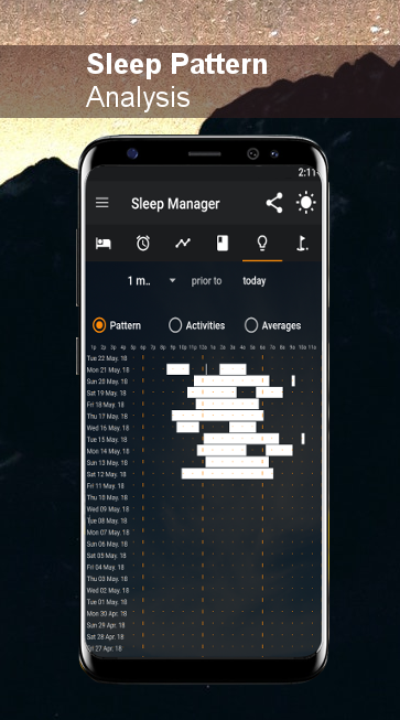 PrimeNap Pro: Sleep Tracker and Smart Alarm Screenshot 3