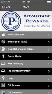 Pritchard Advantage Rewards - náhled