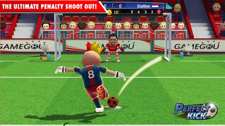 Perfect Kick - Soccer 1.5.5 screenshot 4730