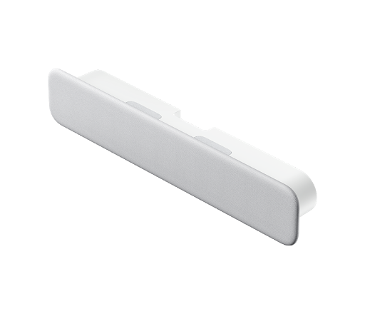 Series One Smart Audio bar in Chalk color
