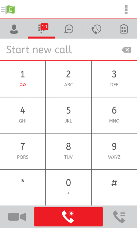 Virtual Comm Express Mobile- screenshot