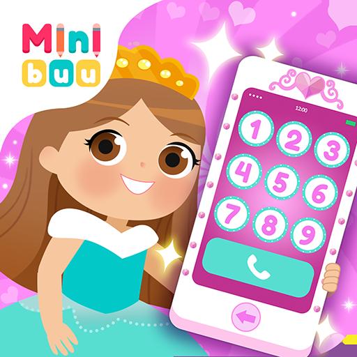 Telefone Princesa para Bebê