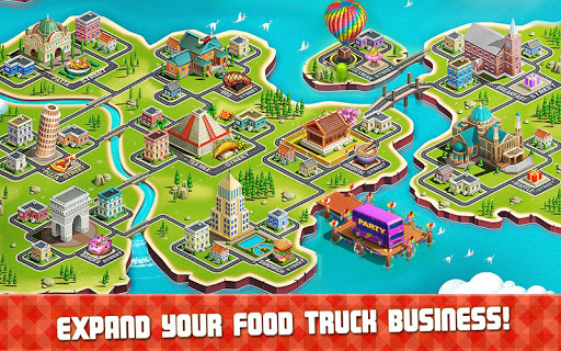 Food Truck Chef™: Cooking Game - screenshot