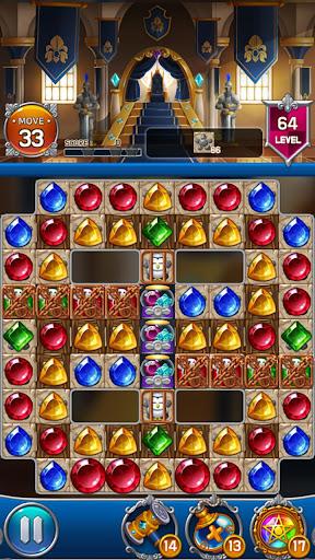 Jewel Royal Castle: Match3 puzzle apkpoly screenshots 8